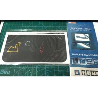 3DS XL/LL - Skin Sticker - Pokemon