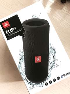 JBL Flip 3 [NEW & GENUINE]