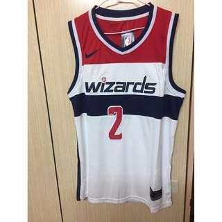 Washington wizards John Wall Jersey  adidas