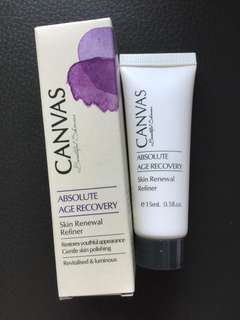 Canvas Skin Renewal Refiner 15 ml
