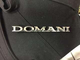 Honda Domani emblem
