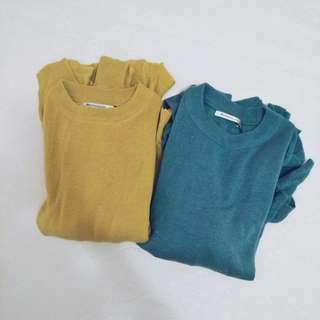 Mercci22針織毛衣
