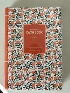 Cash Book from Korea Hot tracks