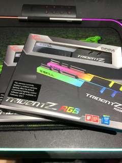 G.skill Trident Z RGB DDR4 4133MHz 4x8GB