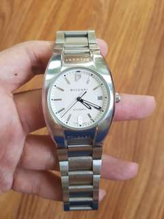 Bvlgari watch automatic. KW