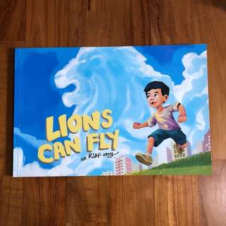 Lions can fly - an RSAF story