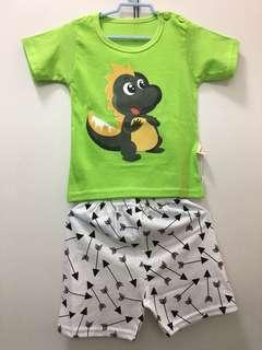 Kids Cotton Clothes Set 2