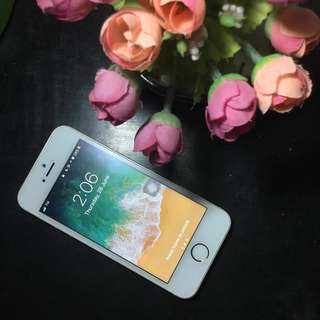 iPhone 5s (16GB) -Factory Unlocked
