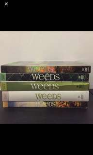 Weeds Seasons 2-6
