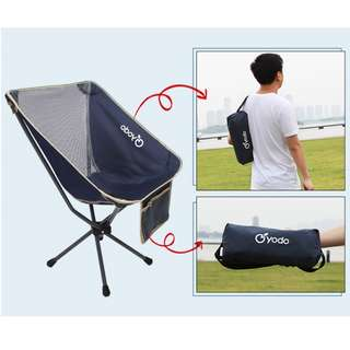 NEW Portable Chair Foldable Outdoor Camping Fishing Lightweight Collapsible