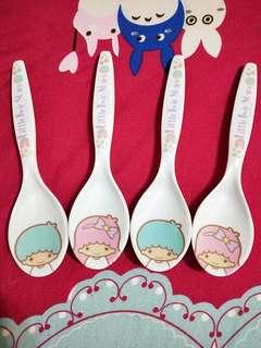 LTS plastic spoon