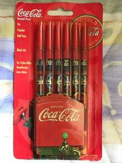 Coca-Cola ballpen 古董可口可樂原子筆