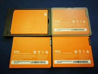 紅米note電池 - BM42