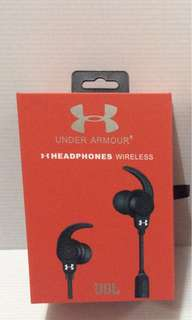 Under Armour earphones