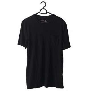 TOPMAN Basic Black Pocketed Shirt