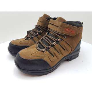 FREE DELIVERY!!! TRACTOR Hight Cut Steel Toe safety boots
