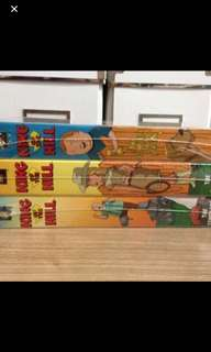 King of the Hill Seasons 4, 5 & 6
