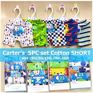Carter's 5 IN1 cotton SHORT