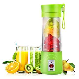 Portable Juicer Cup with Powerbank