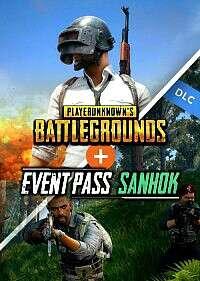PUBG+ Sanhok Event Pass Steam Key Code (Giftable)
