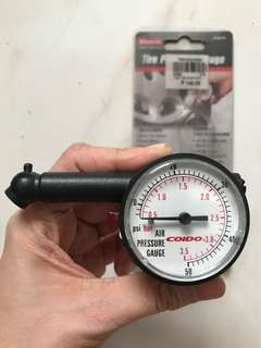 Tire Pressure Gauge - brand new