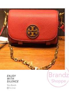 🔥SALE! 💯% Authentic Tory Burch Alastair Sling Bag (Small / Medium) @ Pre-Order NOW!