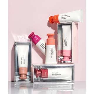 🌈GLOSSIER CLOUD PAINTS🌈 *READY STOCK ALL 6 COLOURS* *JUST ARRIVED IN SG*