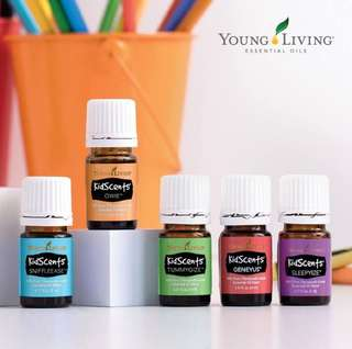 Kidscents Young Living Essential Oils