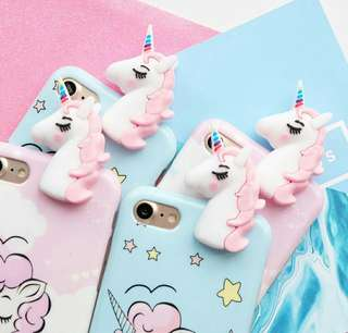 PEEKING UNICORN CASE