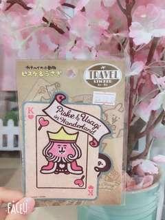 kanahei 愛麗絲 sticker