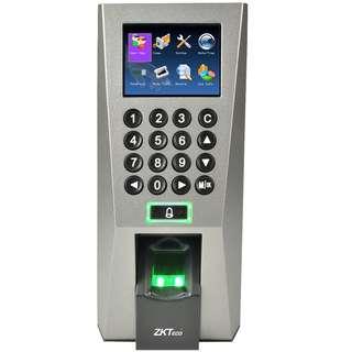 🚚 ZKTeco F18 Network Biometric Fingerprint Standalone Access Control Attendance System