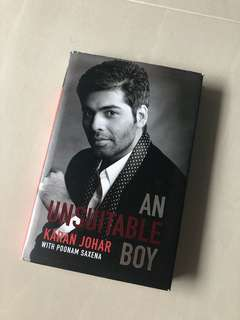 Karan johar an unsuitable boy