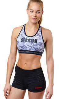 Spartan Race Day Bra top