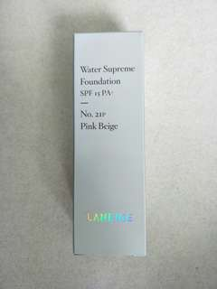 Laneige Water Supreme Foundation