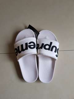 Supreme slipper slides