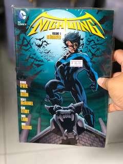 Nightwing Volume 1 - Büdhaven