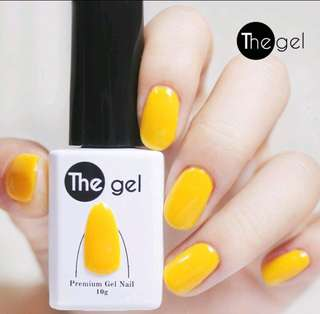 THE GEL Gel Nail Polish No. 133