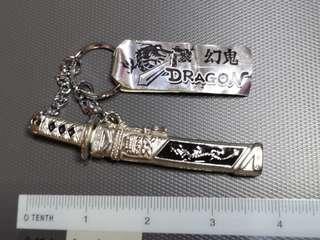 Short samurai sword collectibles