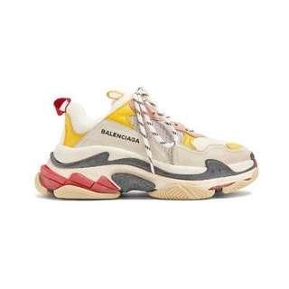 BALENCIAGA 巴黎世家 Triple S shoes