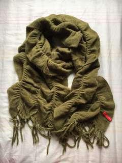 Neck winter scarf