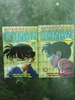 Detektif Conan Edisi Khas vol 1&2