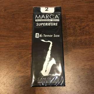 Marca Superieure Tenor Saxophone Reed