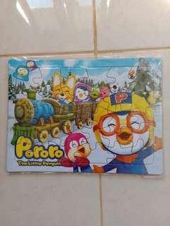 Puzzle pororo (30 pcs)