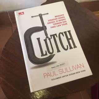 Clutch, Paul Sullivan, buku motivasi, elex media komputindo