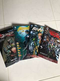 PROMOTION: All my DC Comics