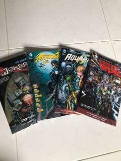 PROMOTION: All my DC Comics