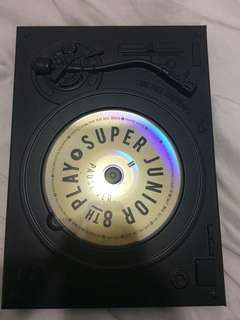 SUPER JUNIOR PLAY PAUSE VER