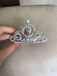 皇冠頭飾 crystal crown hair aaccessories