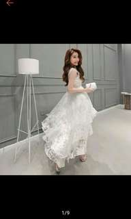 Lady Formal Party Sexy Lace Dress