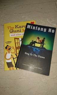 🚚 Sing To The Dawn/The Karung Guni Man and other stories